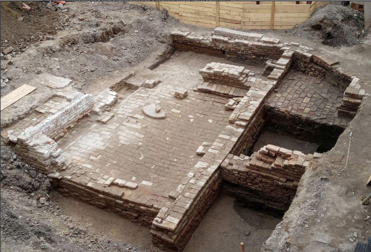 Szeged középkori városmagját találták meg a régészek