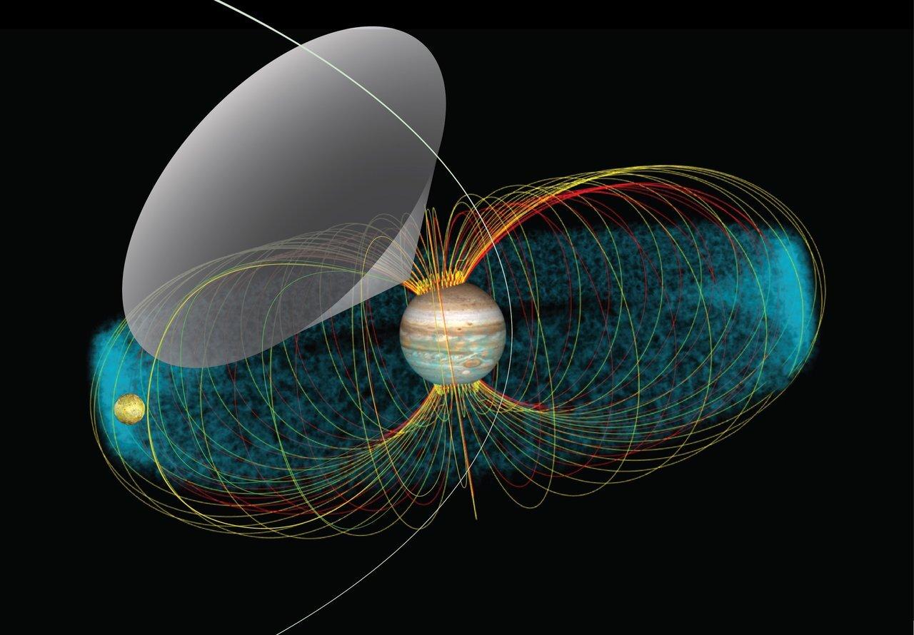Rögzítették a Jupiter holdjának sikolyát