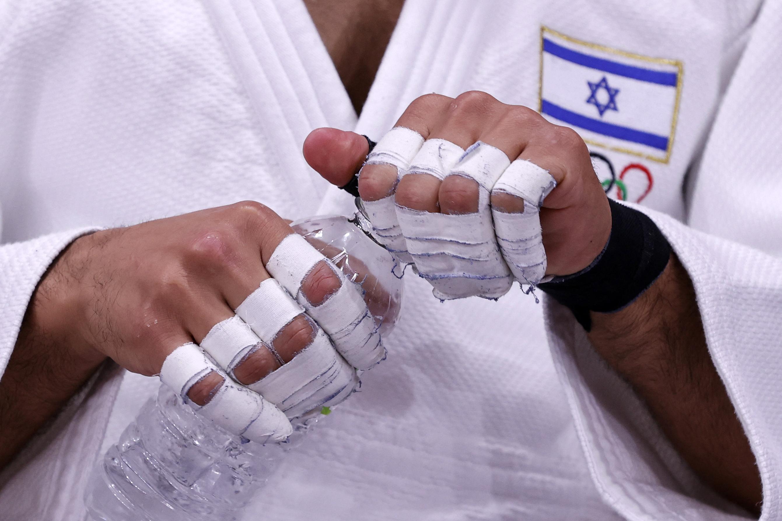 Újabb dzsúdóst zártak ki az olimpiáról, mert nem állt ki az izraeli riválisa ellen