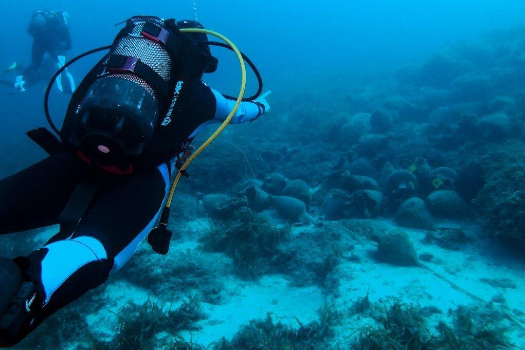 Ettől olyan különleges Görögország első vízalatti múzeuma