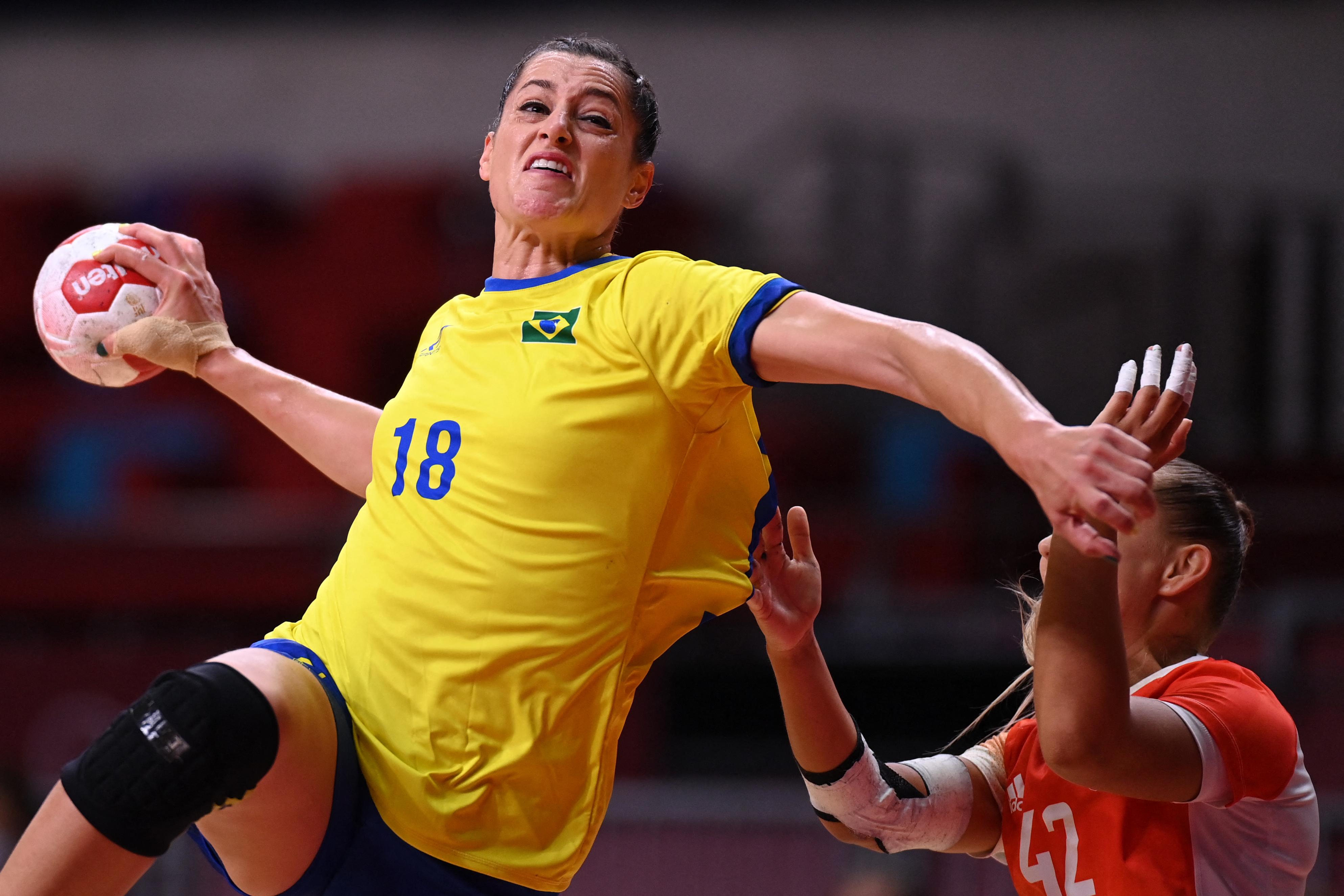 Eduarda Amorim nagy bejenetést tett a pályafutásával kapcsolatban