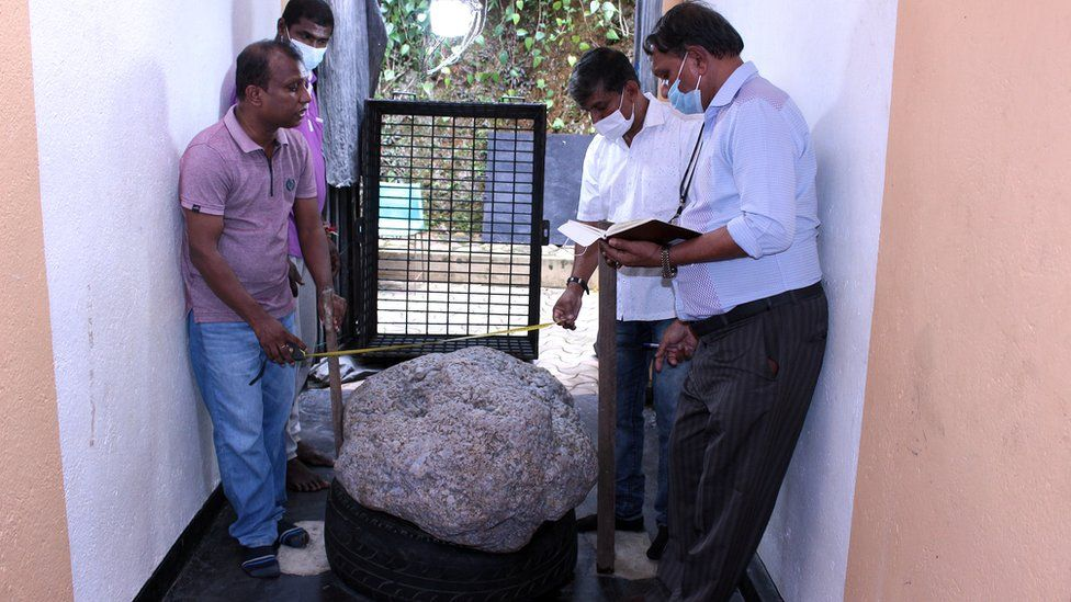 Milliárdokat érő követ találtak a hátsó kertben