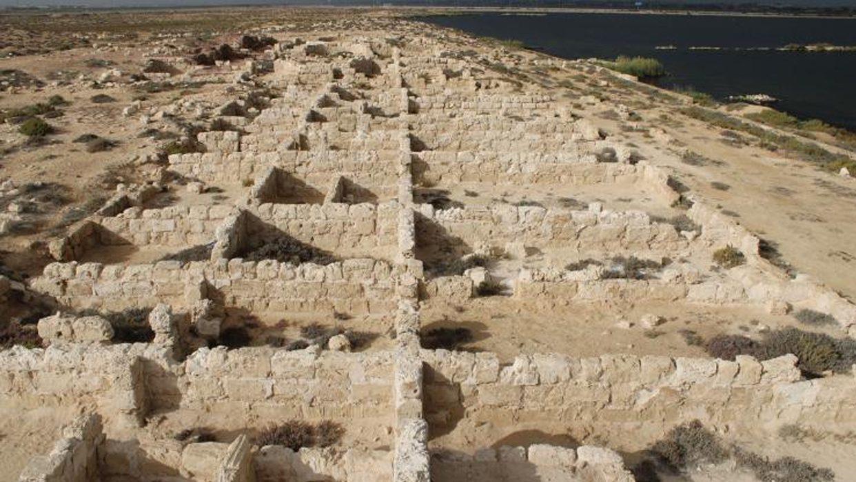 Izgalmas területet fedeztek fel az ősi Marea városában