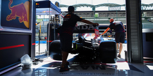 Forrás: Getty Images/Getty Images / Red Bull Content Pool/Mark Thompson