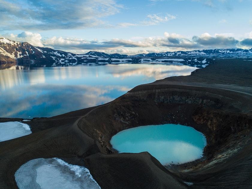 A mai Izland csak egy elsüllyedt kontinens csúcsa lehet?