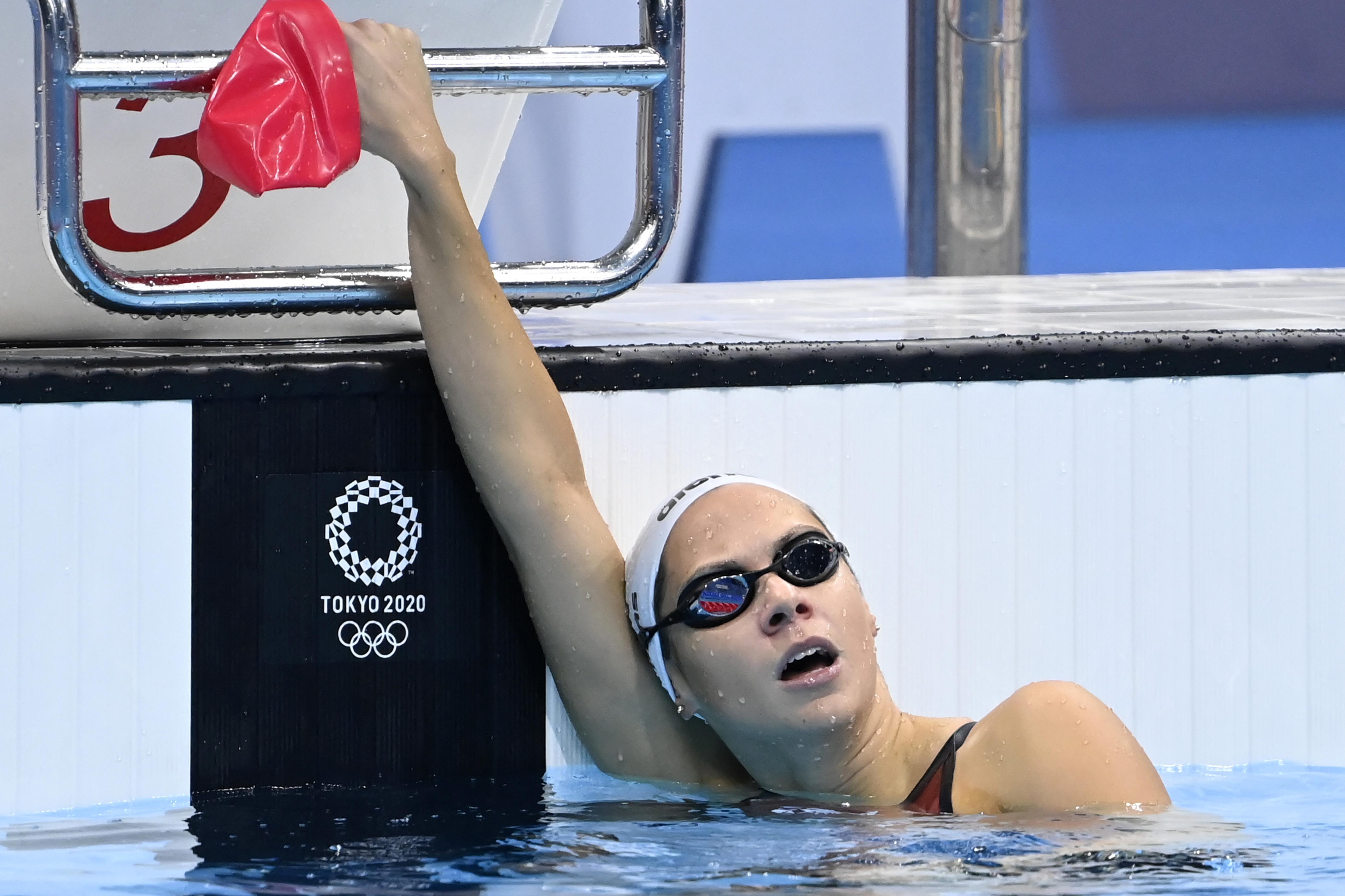 A csalódott Kapás Boglárka elsírta magát az olimpiai döntő után