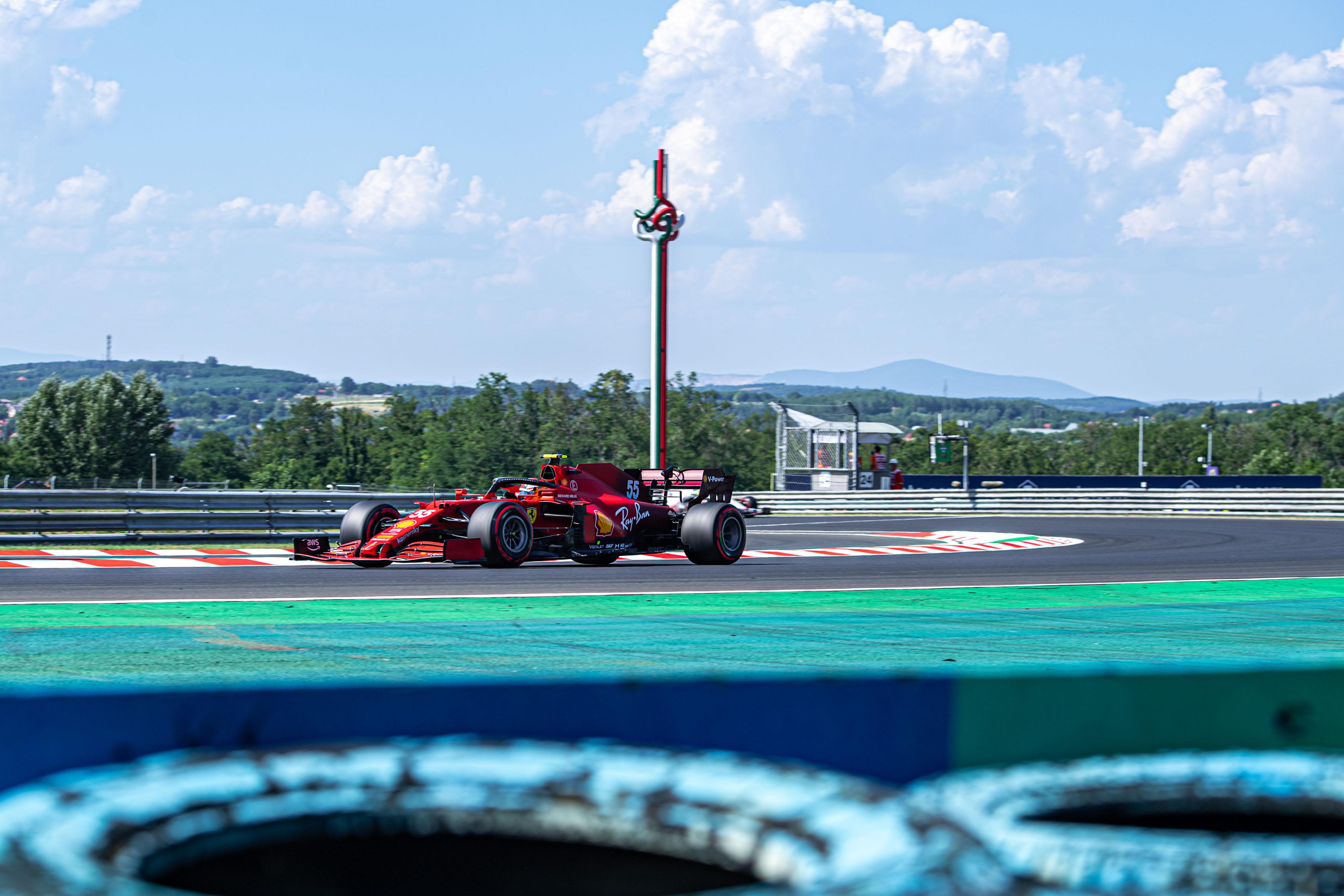 A Hungaroring már nem hasonlít Monacóra, de a Ferrari pilótája szerint ez jó dolog