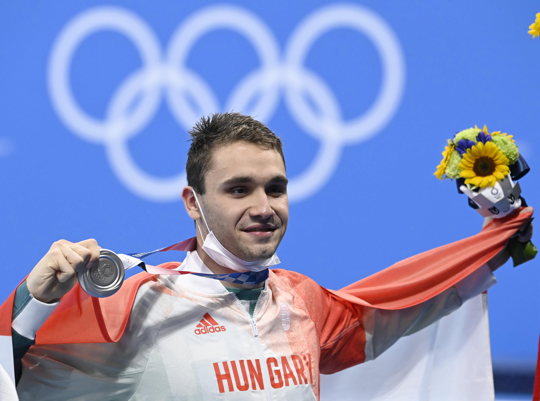 Rasovszky Kristóf legyőzte Milákot, de náluk is volt gyorsabb az országos bajnokságon