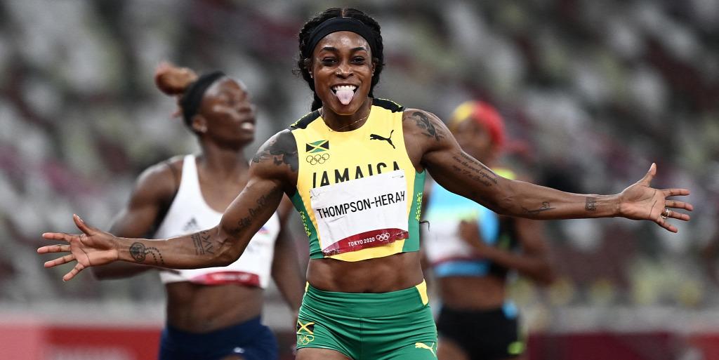 Minden idők második leggyorsabb futásával került Usain Bolt nyomdokaiba a sztársprinter
