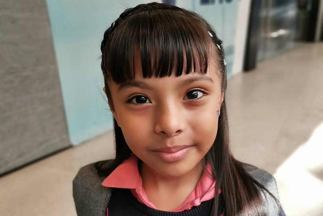 Ennek a 10 éves kislánynak magasabb az IQ-ja, mint Einsteinnek és Hawkingnak