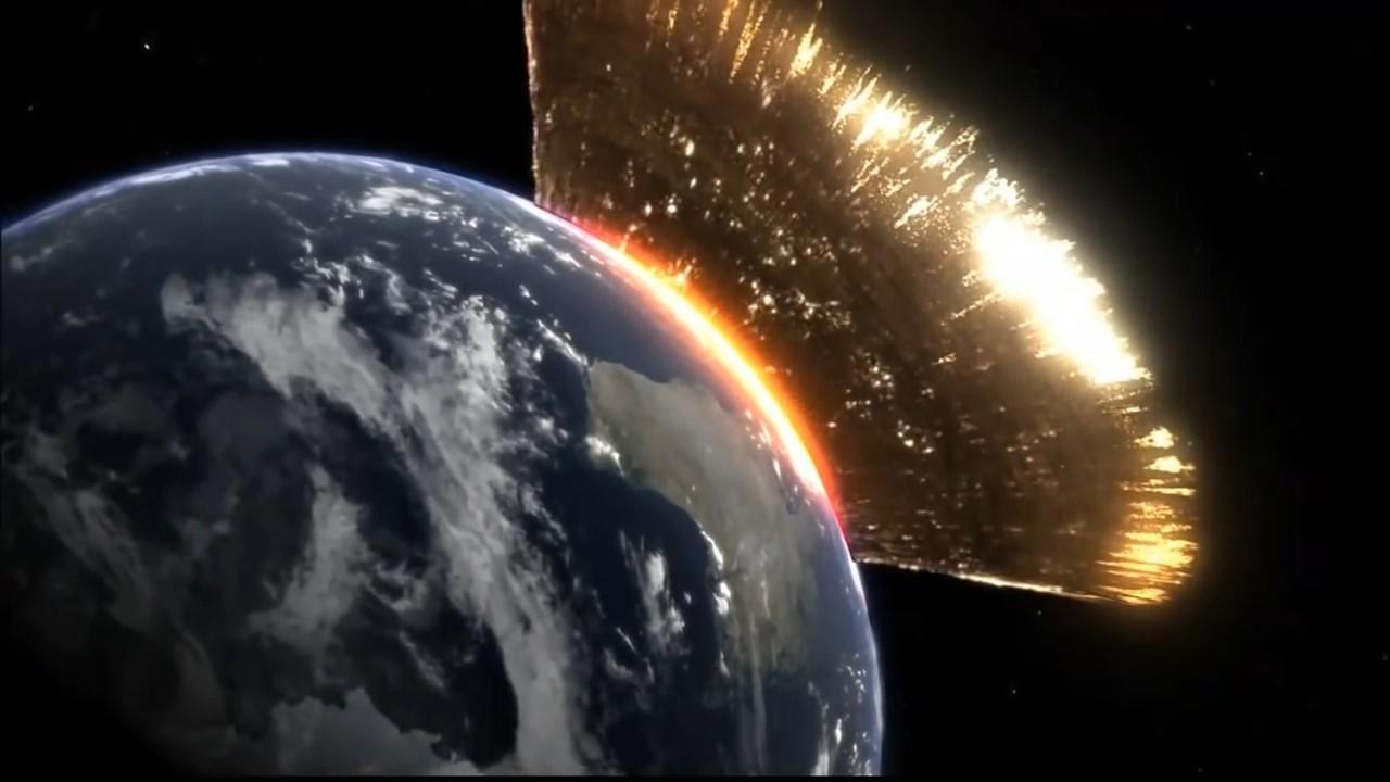 Így éghet el a Föld néhány perc alatt