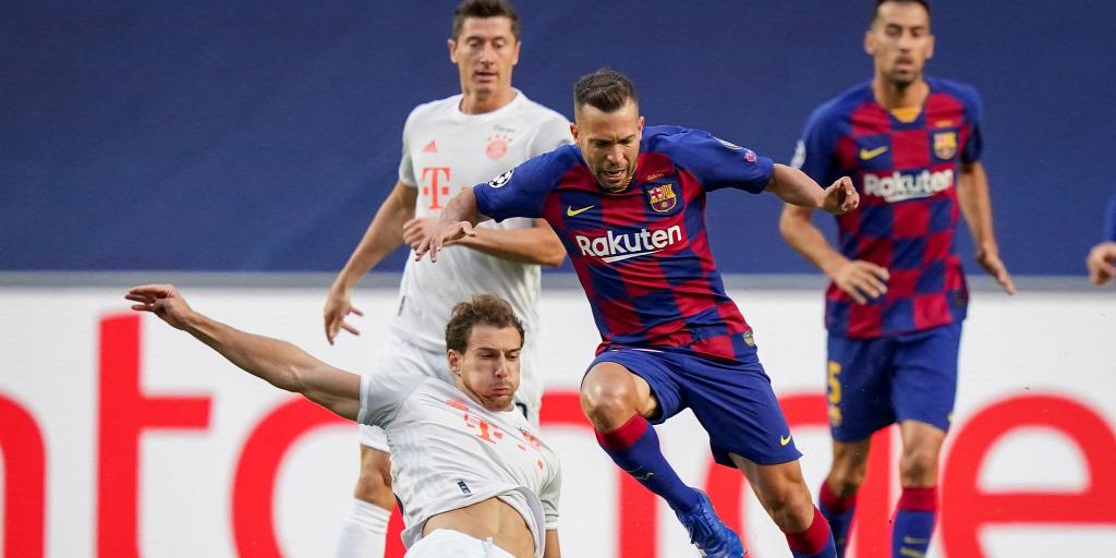 Itt az első BL-rangadó: a Barcelona a csúcsformában lévő Bayern München ellen