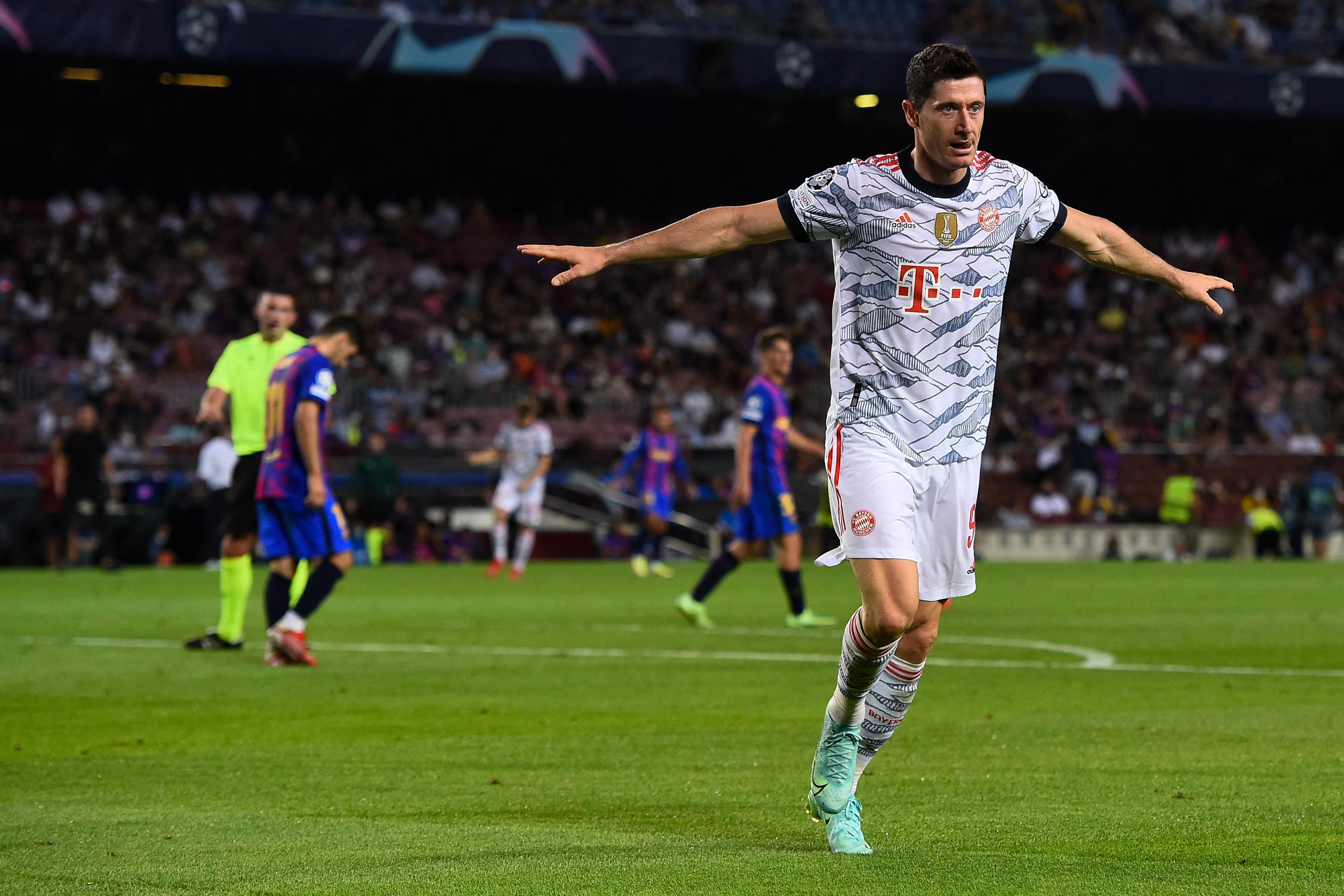 Rangadónak indult a Barcelona és a Bayern München meccse, végül edzőmérkőzés lett belőle