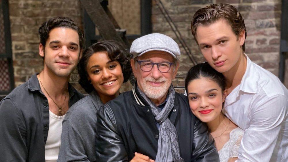 Ilyen lesz Steven Spielberg első musicalje – videó