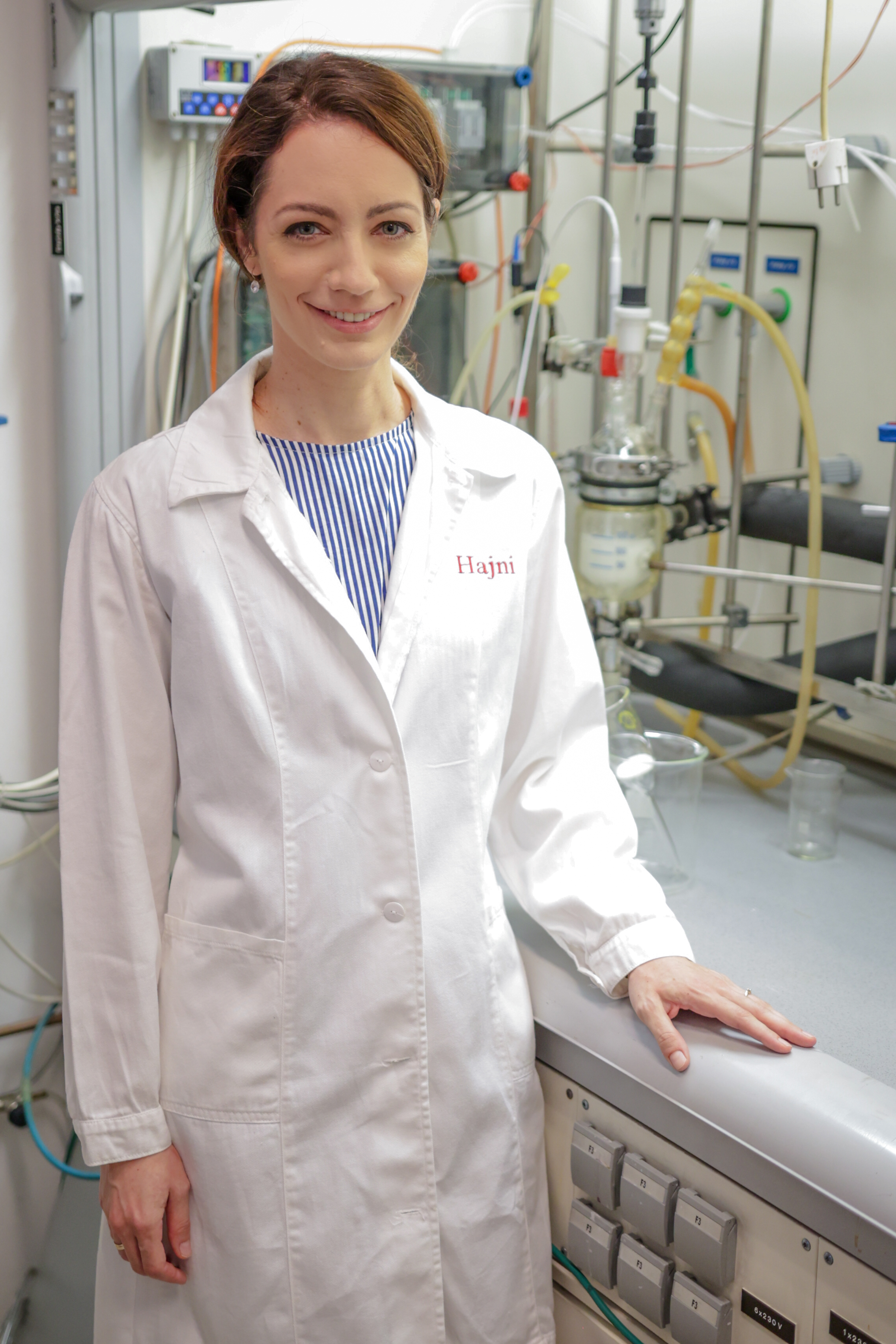 Hatékonyabb gyógyszergyártásért és daganatellenes terápiáért járt az idei L'Oréal-UNESCO díj