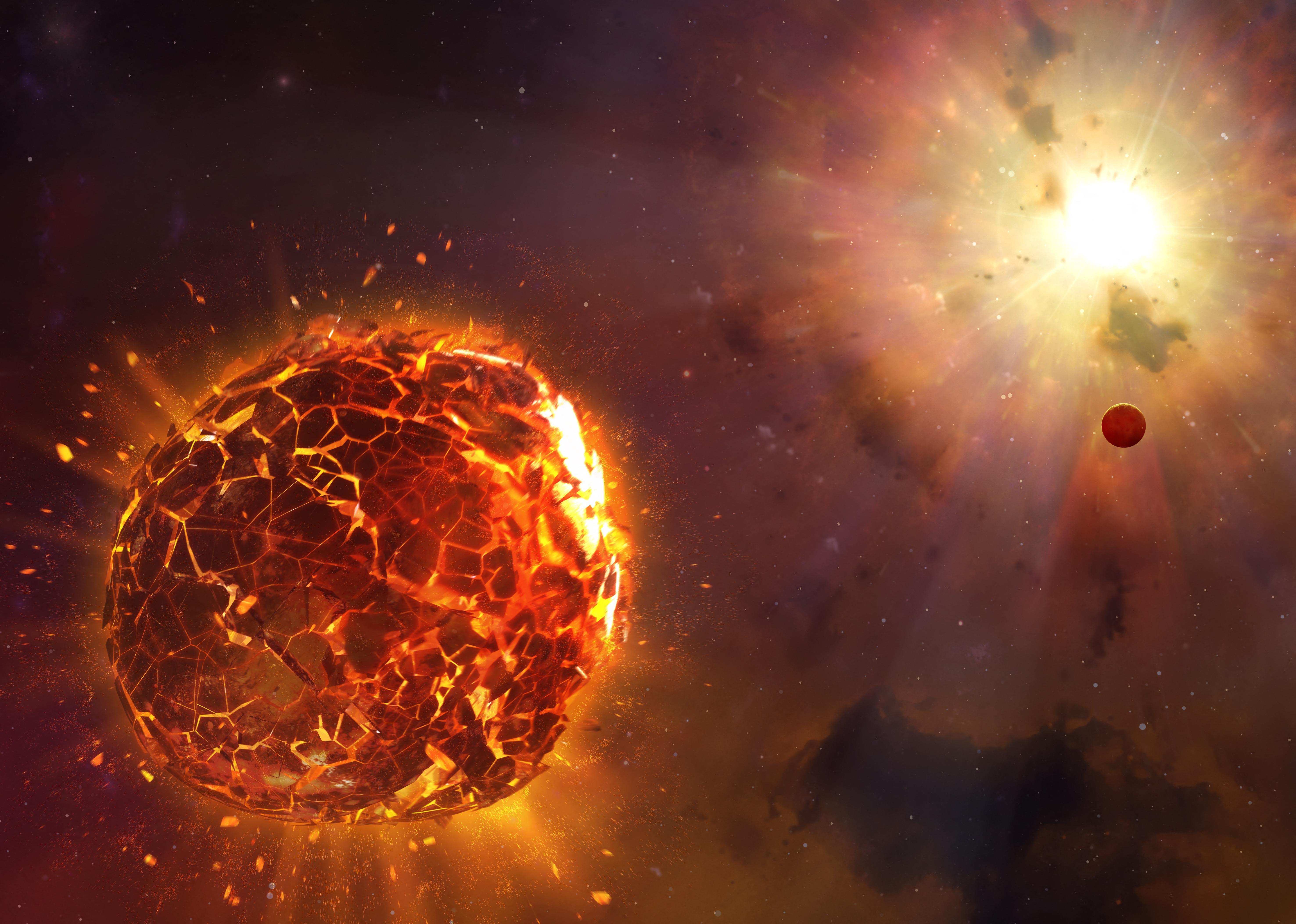Tízmilliárd éve történt robbanás fog ismét feltűnni az égen
