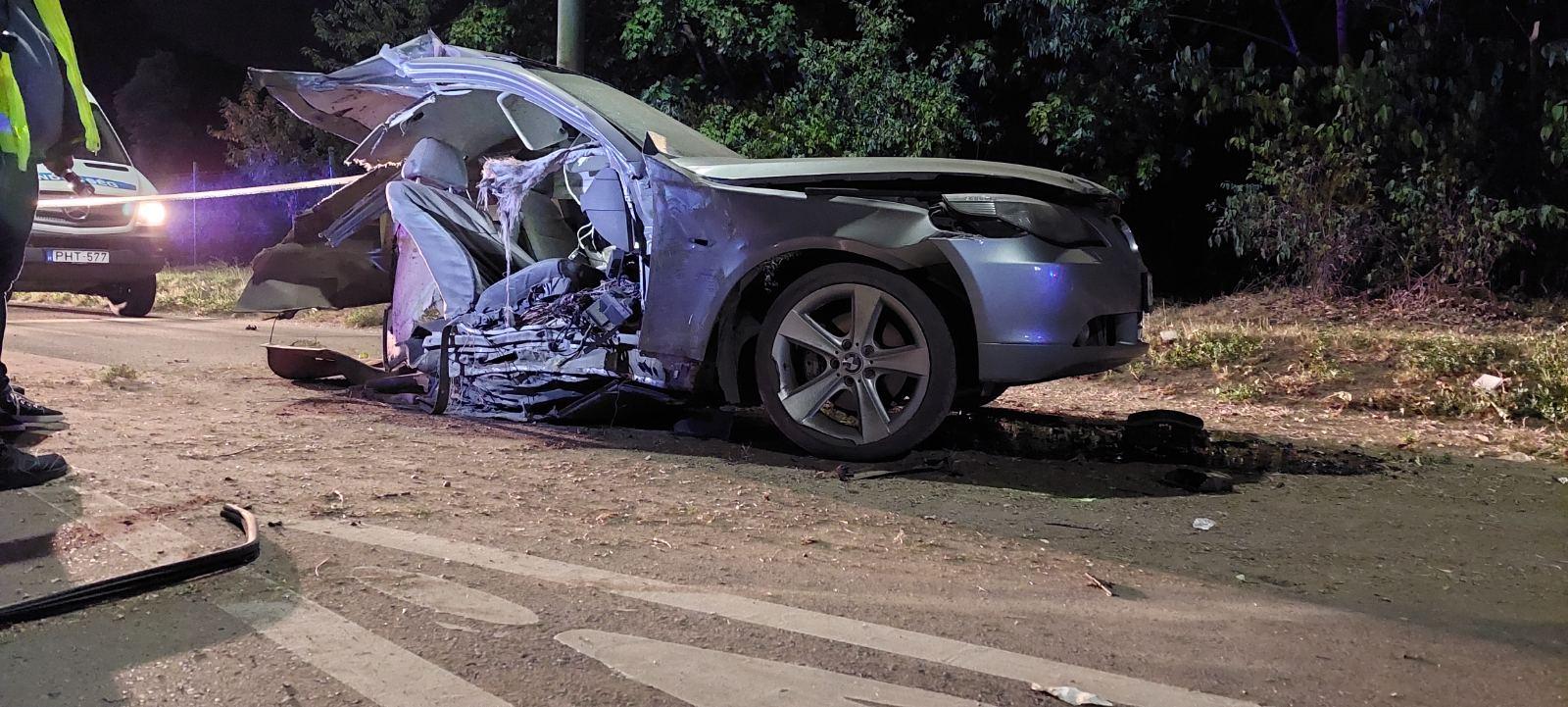 Drámai fordulat: kiderült, okkal száguldott a dunaújvárosi horrorbaleset sofőrje - Origo
