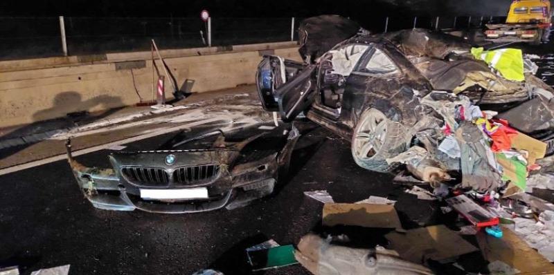 Az ózdi Gyurcsány-show koordinátora szenvedett balesetet az M3-as autópályán