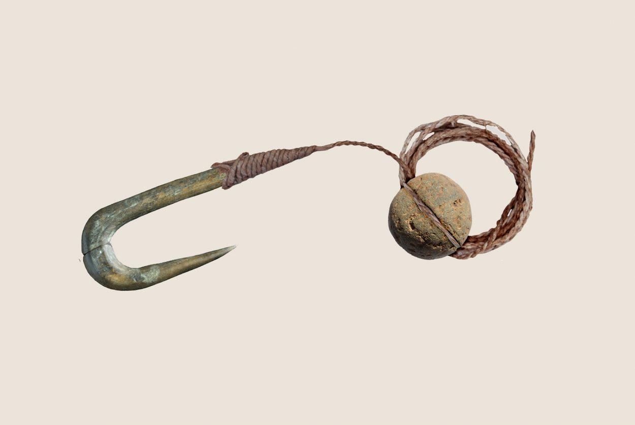 Ez a korai halászati technológia egyik legnagyobb gyűjteménye