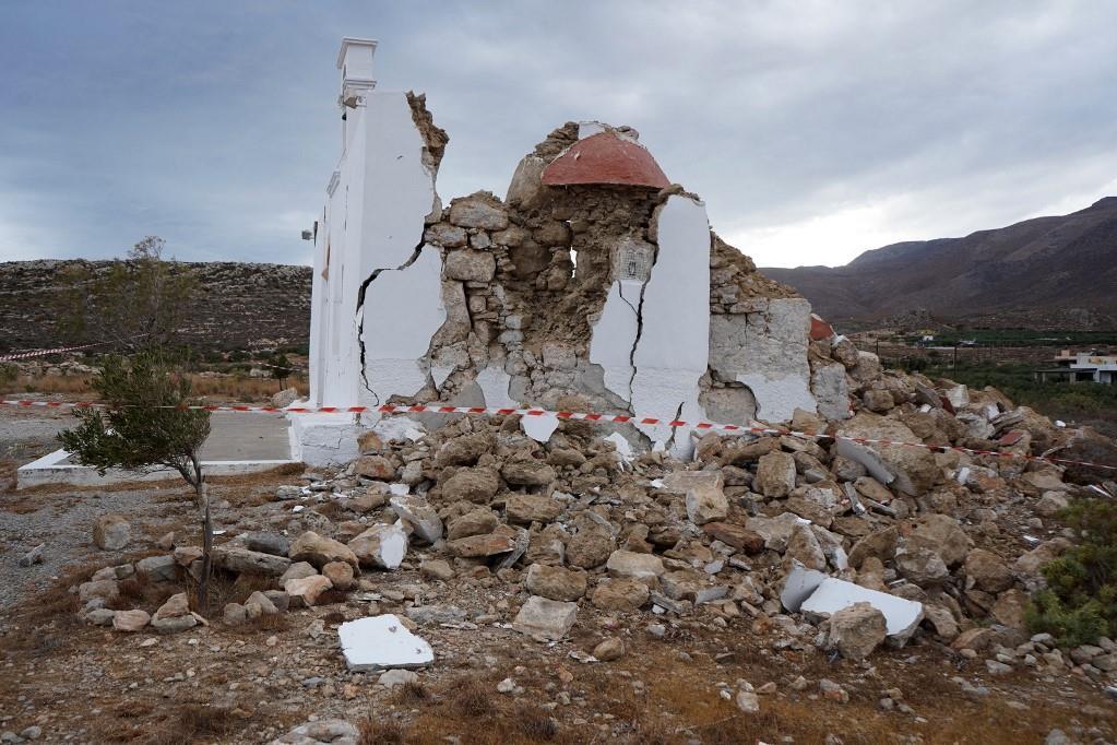 Erős földrengés volt több országban a Földközi-tenger mentén