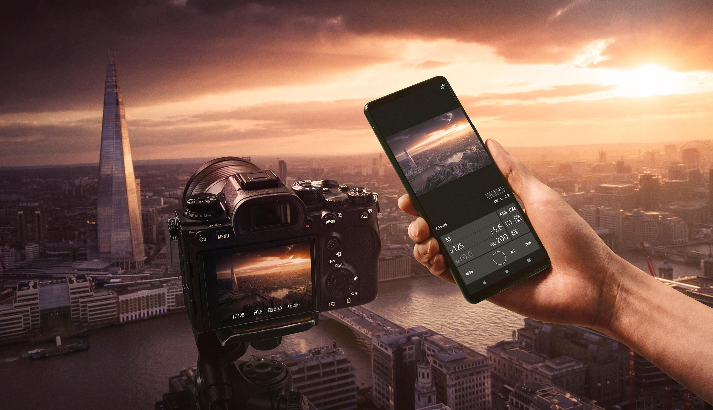 Négy darab 48 megapixeles kamerát hozhat a Sony Xperia 1 IV