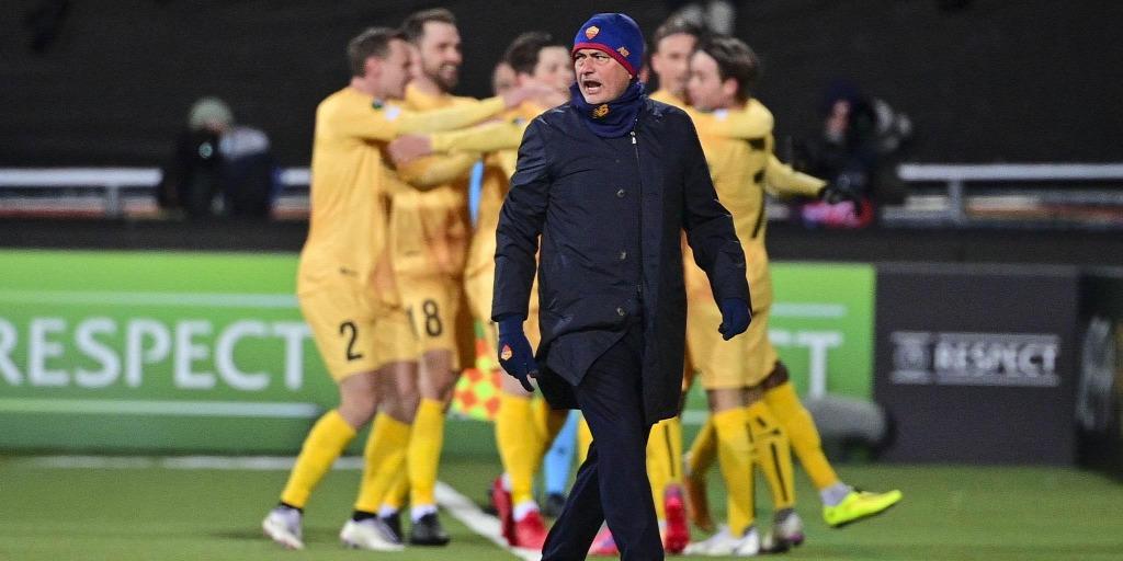 Mourinho újabb csődje: még soha nem kapott ki ennyire egyetlen csapata sem