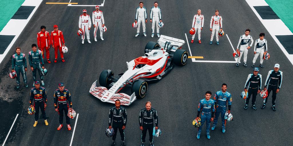 Norris után Pérez is attól tart, hogy visszalépés lesz az új F1-es autó