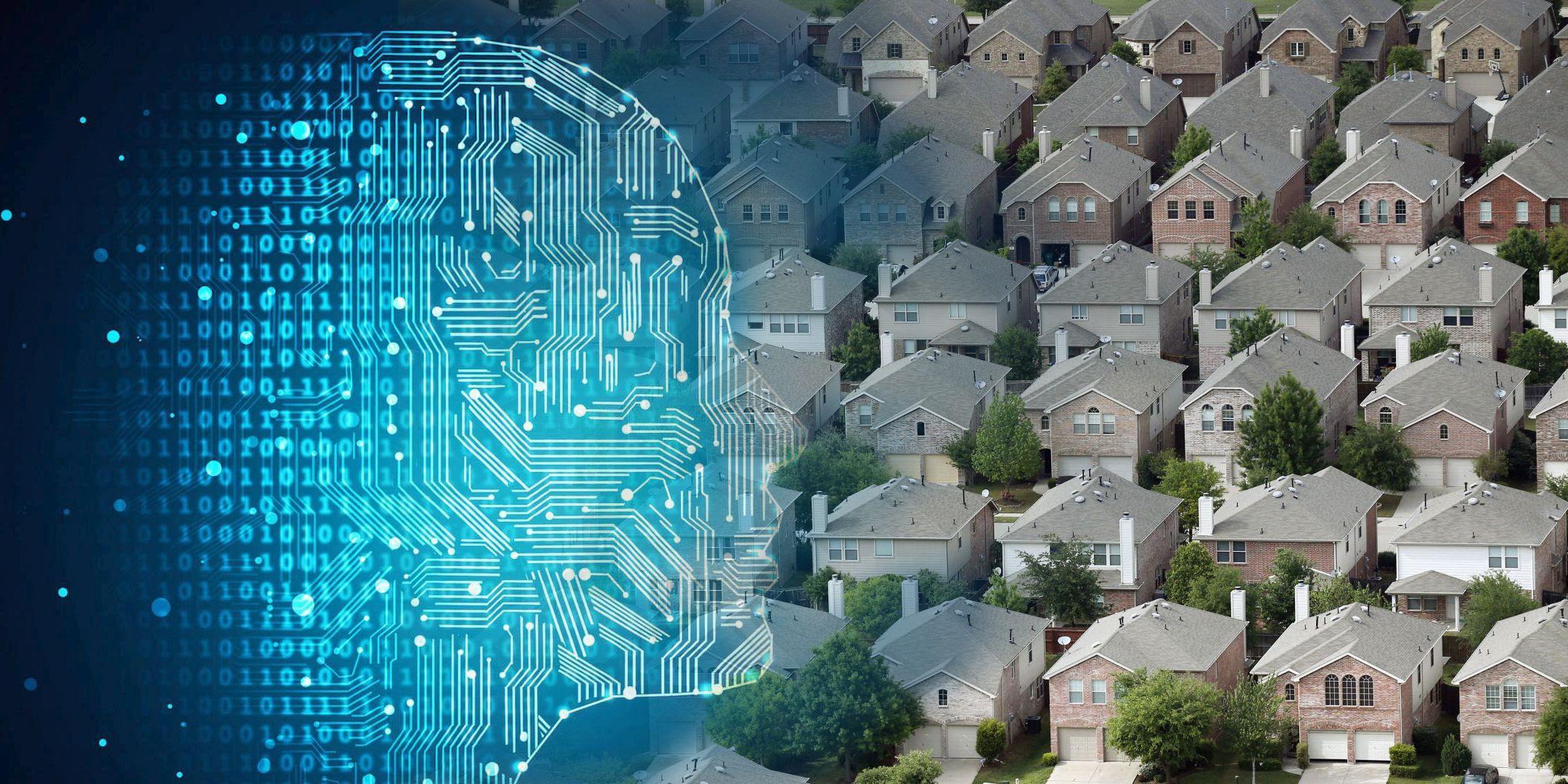 A mesterséges intelligencia az ingatlanpiacot is meghódította