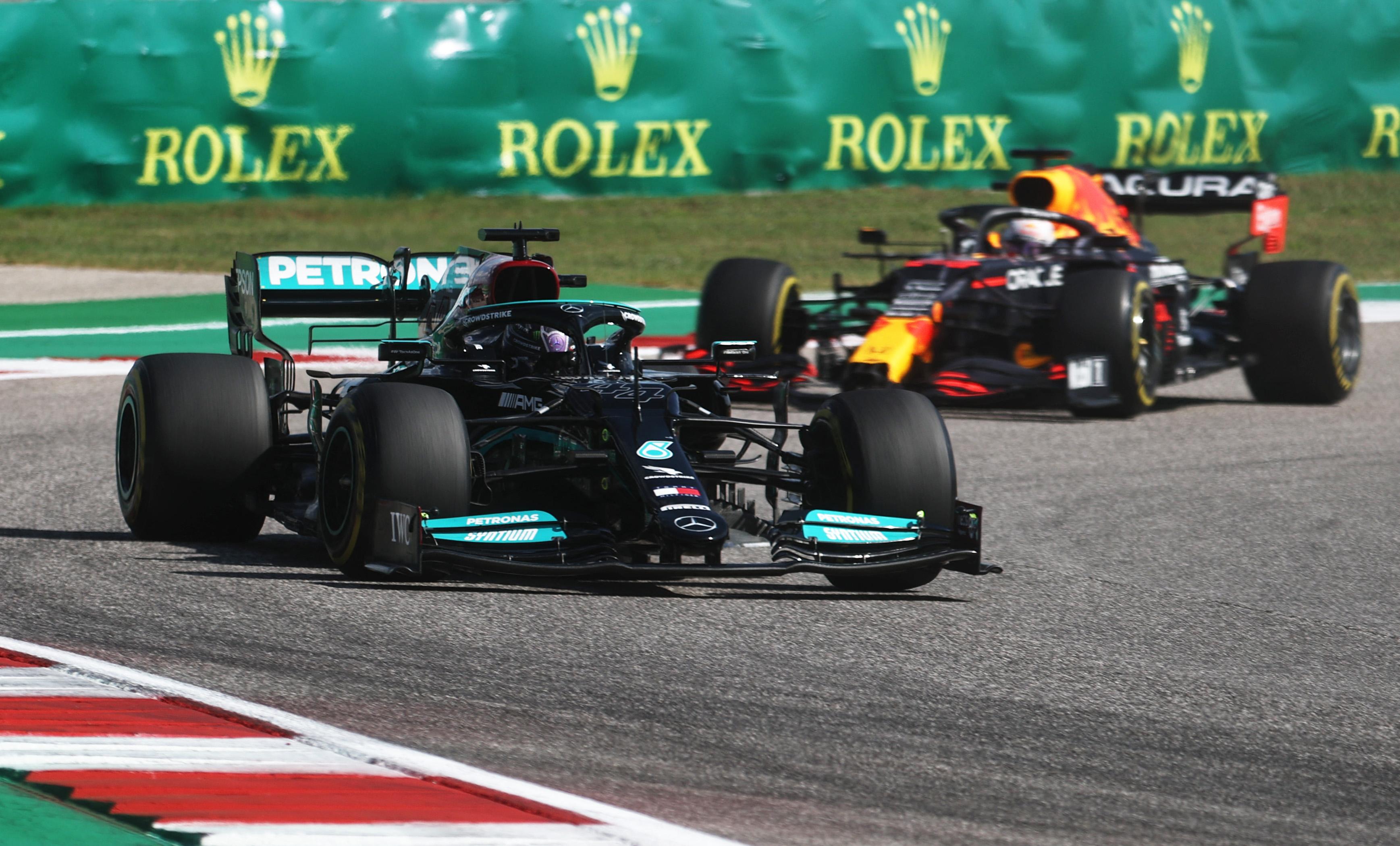A Mercedes utólag jött rá, Hamilton hogyan verhette volna meg Verstappent