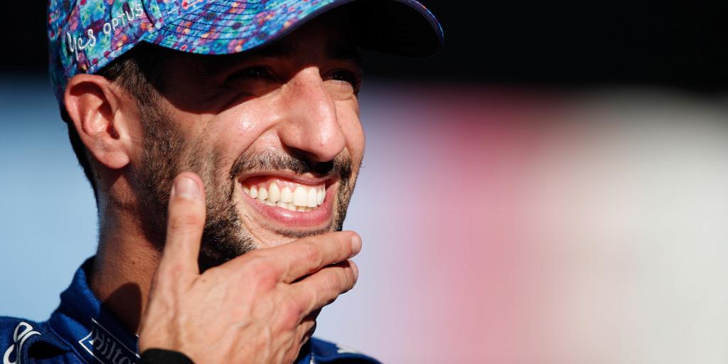 Ricciardo szívesen volt rosszfiú a Sainz elleni csatában
