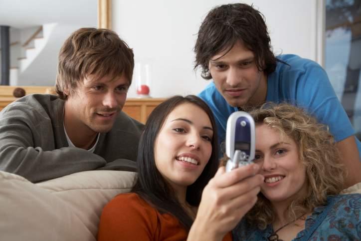 Később pedig megjelent a mobiltelefonra optimalizált internet, a WAP isKép: 123rf.com